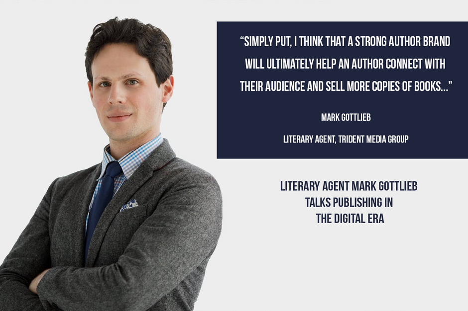 Literary Agent Mark Gottlieb Talks Book Publishing in the Digital Era