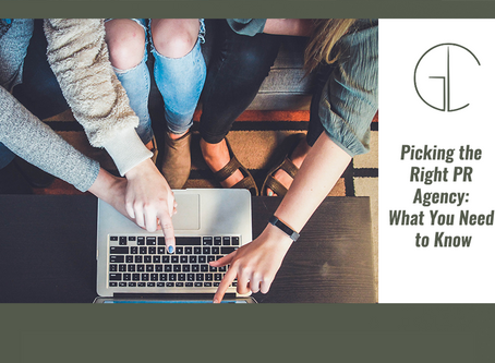 Picking the Right PR Agency: What You Need to Know