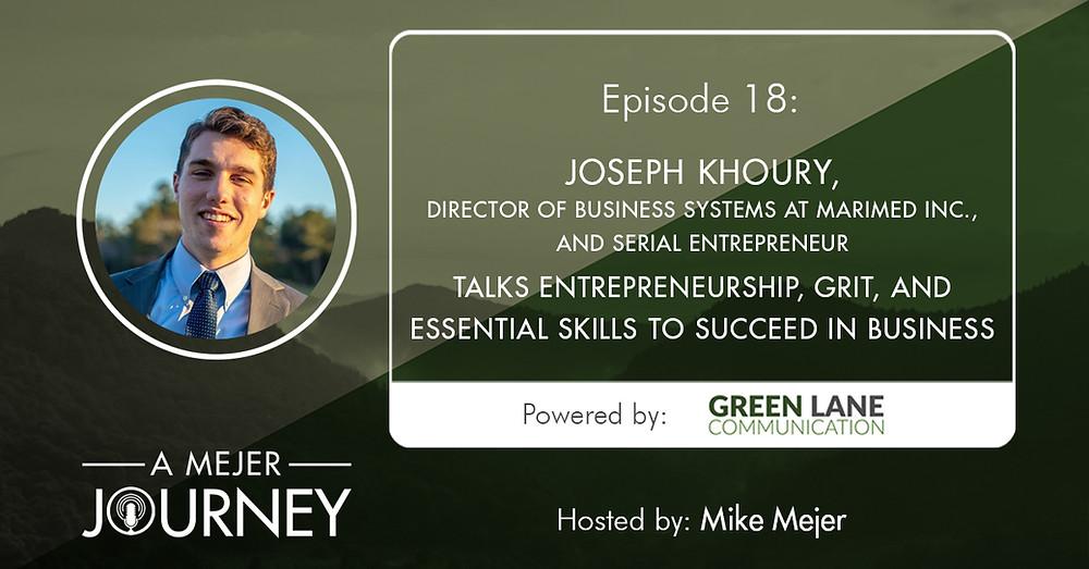 A Mejer Journey Episode 3 Nick Jikomes