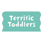 Terrific Toddlers Book Series