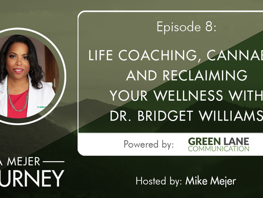 Episode 8: Connecting Life Coaching and Cannabis with Dr. Bridget Williams