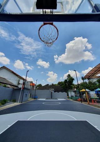 Basketball Court (Lapangan Basket)