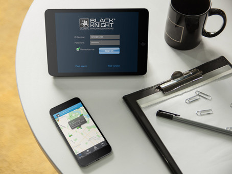 Tracking Your Vehicle with the Black Knight App