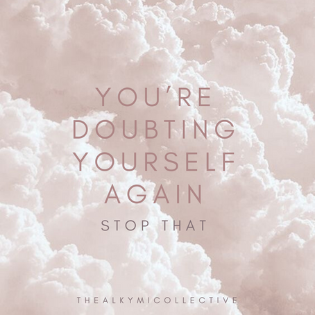 Can we overcome self-doubt?