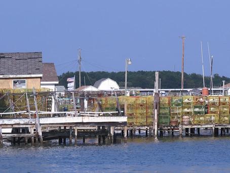 Chesapeake Bays Tangier Island