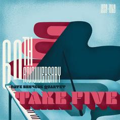 Take Five Album Art
