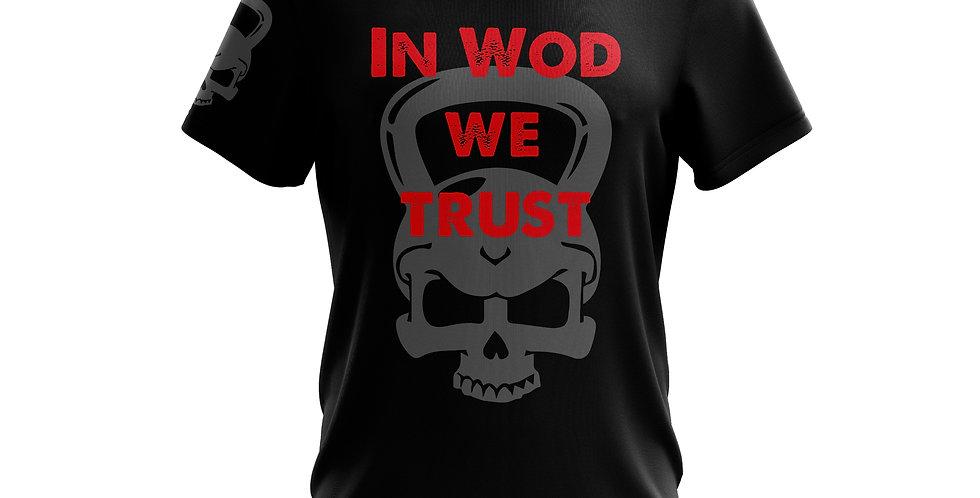 In Wod we Trust blk