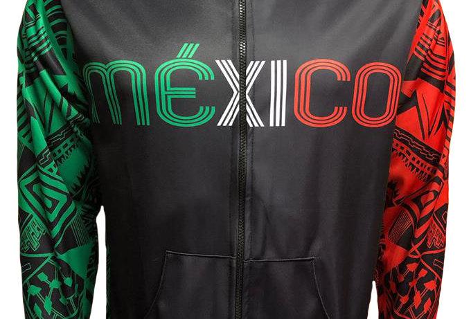 Chamarra - México Invencible
