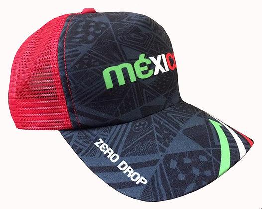 Gorra Trucker - México Roja