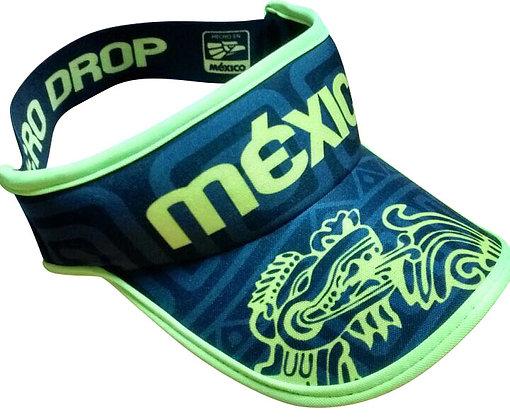 Visera - México Fluo Green