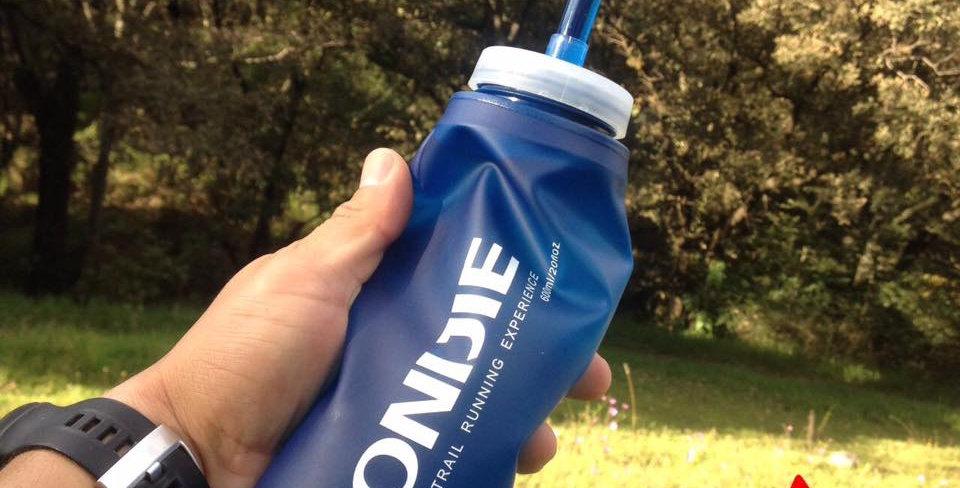 Soft Bottle 600 ml.