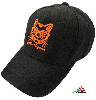 Gato Vegano cap orange