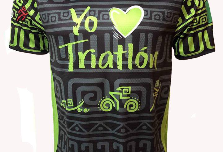 Yo ♥ Tri - Green
