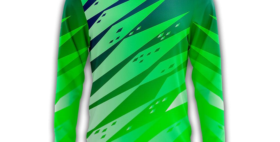 Playera Green Ocean
