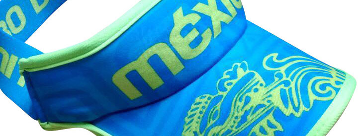 Visera - México Fluo Blue