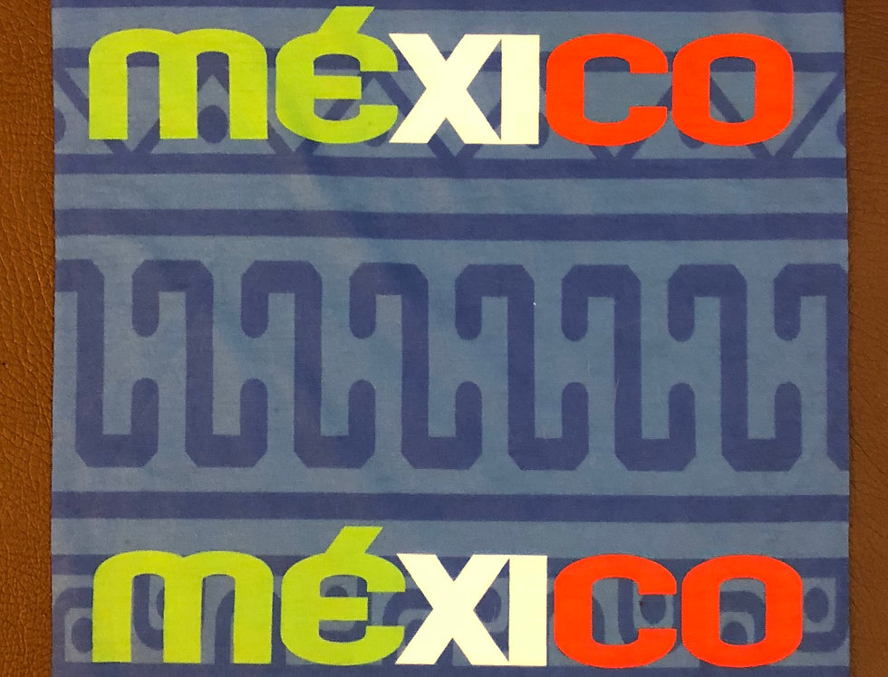 Hyer - México Azul