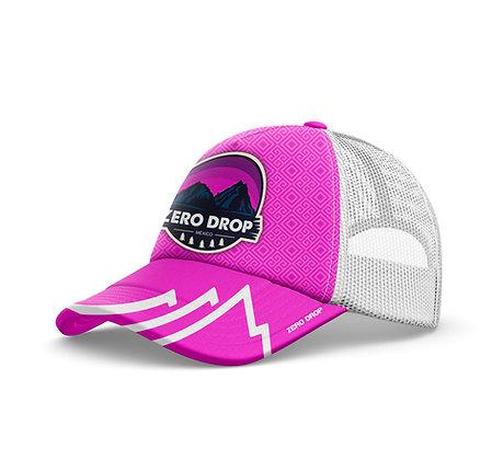 Trucker cap Pink Power
