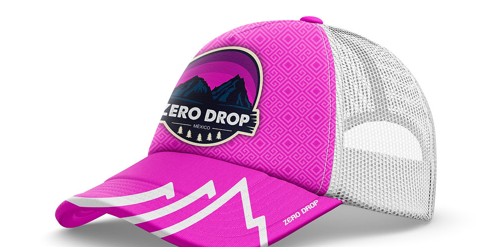 Trucker cap Pink Power
