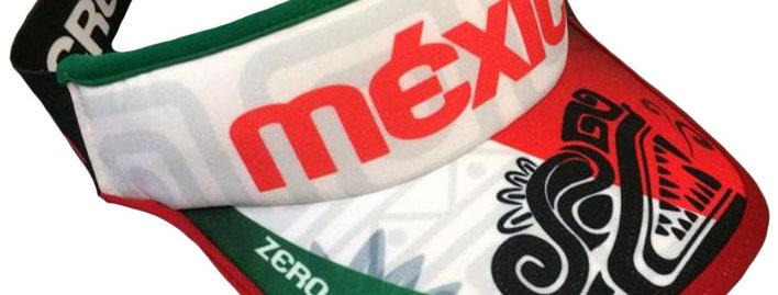 Visera - Yo soy México (blanca)