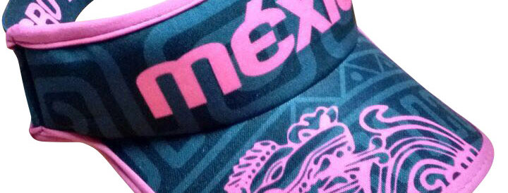 Visera - México Fluo Pink