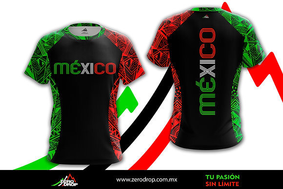 Playera - México Invencible