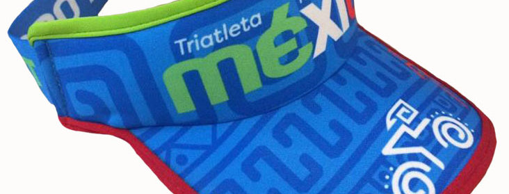 Visera - Triatleta México