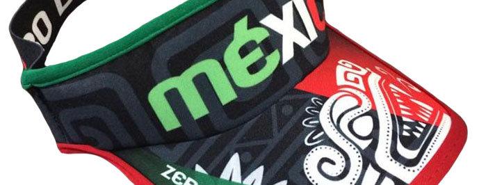 Visera - Yo soy México (negra)