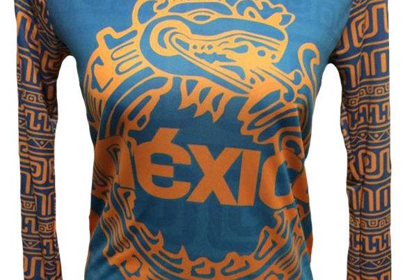 MÉXICO Xocotl manga larga