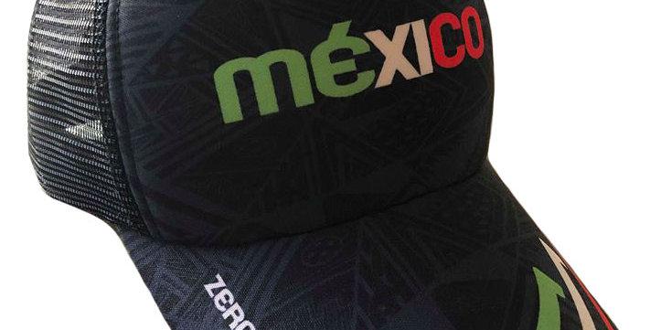Gorra Trucker - México Black