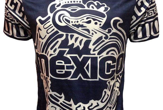 Playera - México Rayados