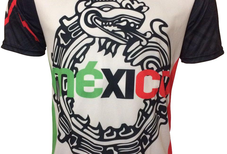 Playera - México Yohualli