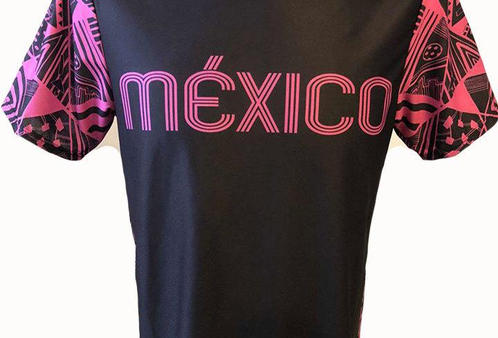 Playera - México Pink