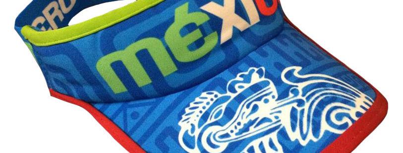 Visera - México Matlalli Cóatl