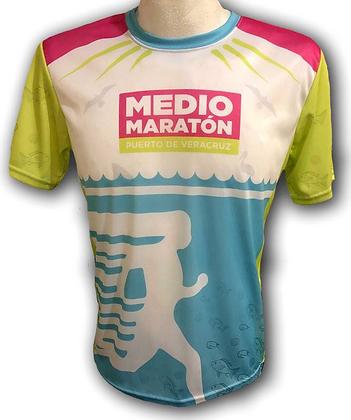 Playera - Medio Maratón Veracruz