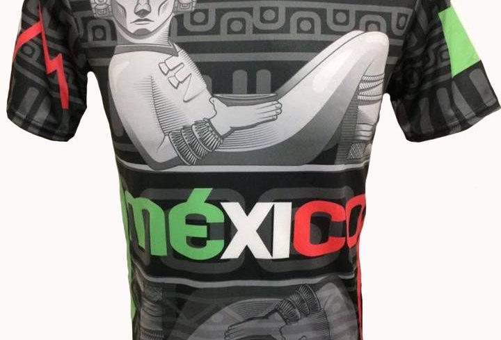 Playera - México Chac'Mool