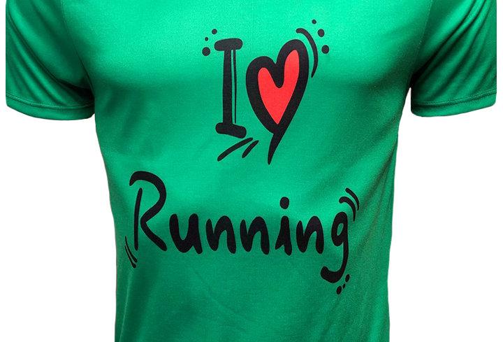 I love running verde