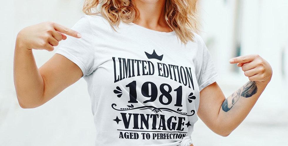 Vintage Limited Edition