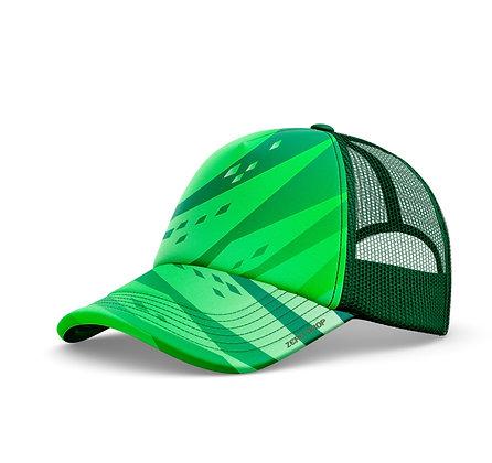Trucker cap green