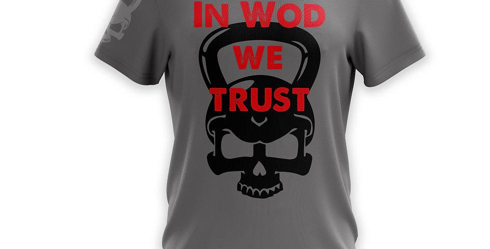 In Wod we Trust gris