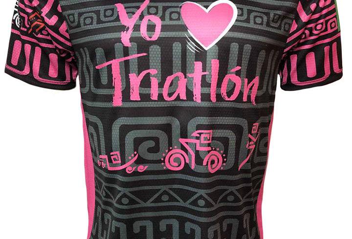 Yo ♥ Tri - Pink