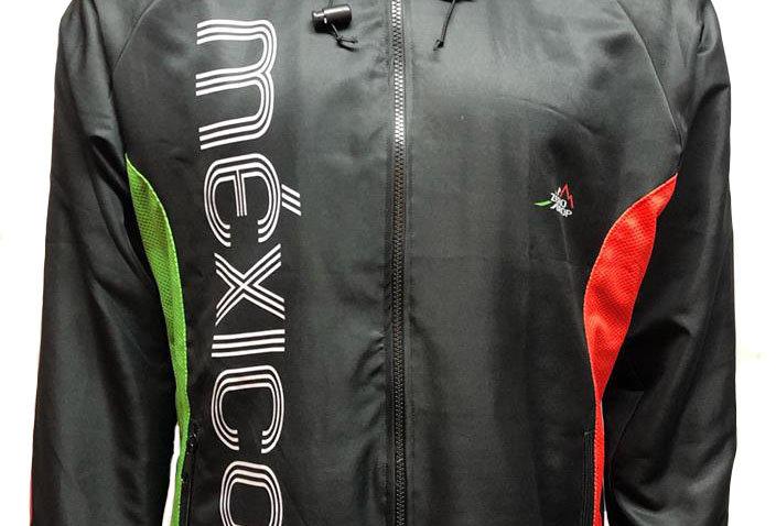 Windbreaker México Ultra Race series