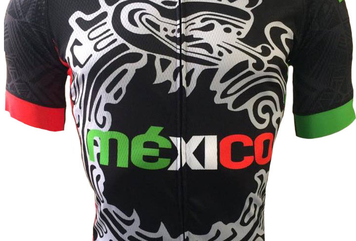 Jersey México BLK