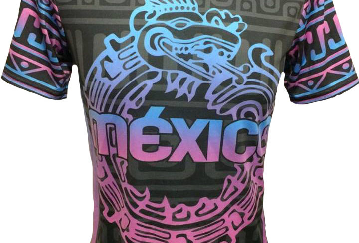 Playera - México Temiqui