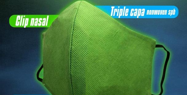 Zerodrop 3.0 green, paquete 100 piezas.