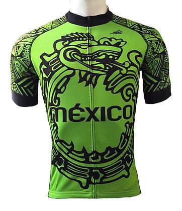 Jersey México fluo green