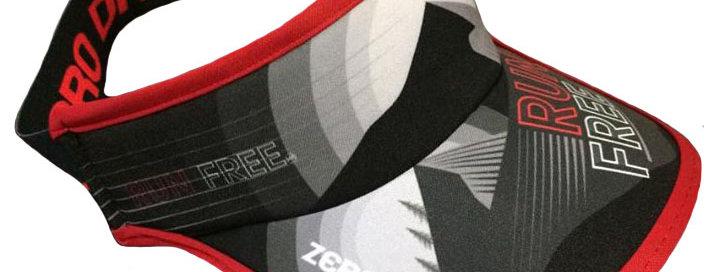 Visera - Run Free 2.0 (Roja)