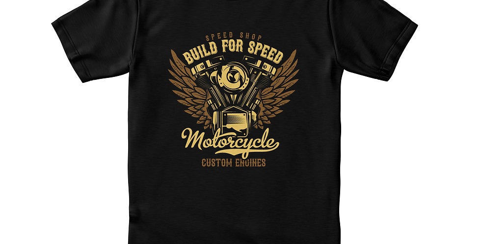 Build for speed