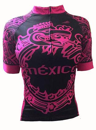 Jersey México fluo pink