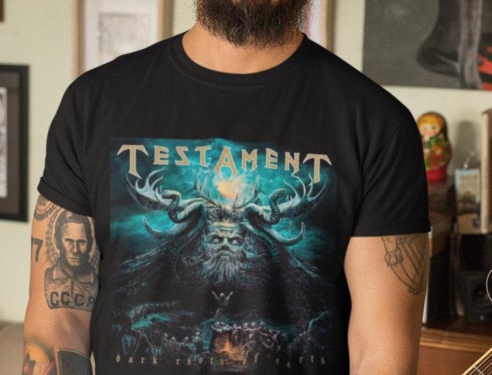 Testament Dark Roots