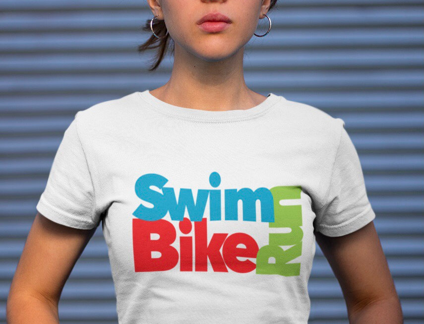 Swim, bike, run, Blanca